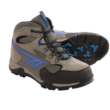 Hi-Tec Nepal Jr. Hiking Boots - Waterproof (For Big Kids)