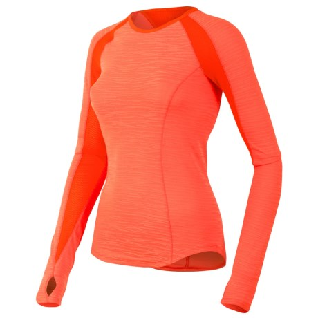 Pearl Izumi Flash Running Shirt - UPF 50+, Long Sleeve (For Women)
