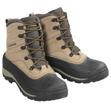 Columbia Sportswear Cascadian Summit II Boots - Insulated (For Men)