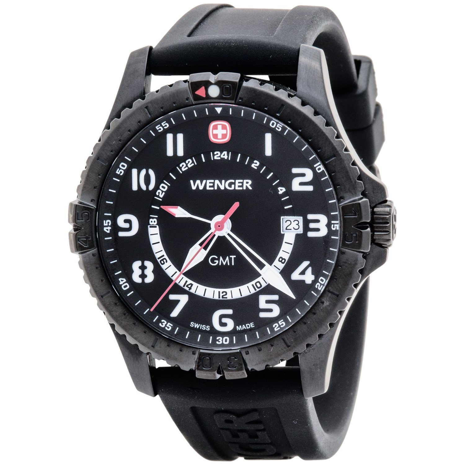 Review of Wenger Swiss Army Commando Traveller GMT