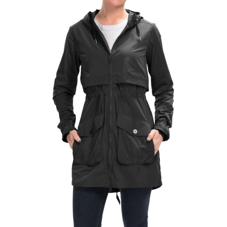 Mountain Hardwear Zenell Trench Coat (For Women)