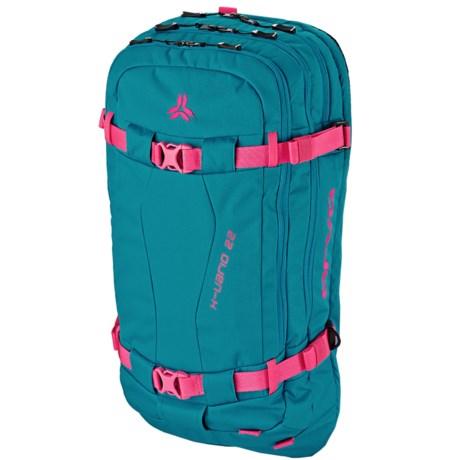 Arva X Vario 22 Zip-On Ski Pack