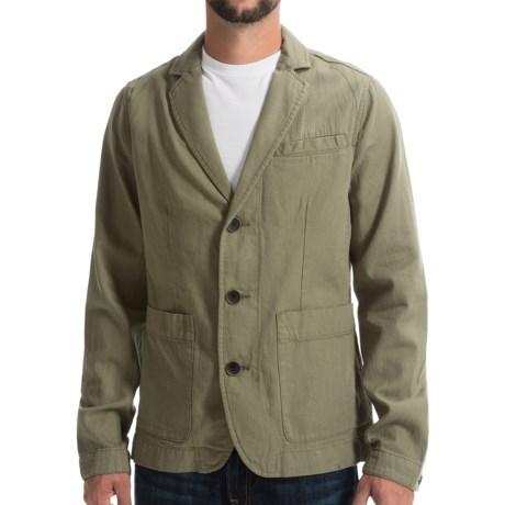 Timberland Mount Mansfield Blazer - Cotton-Linen (For Men)