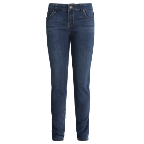 Zoe Stretch Skinny Jeans (For Big Girls)
