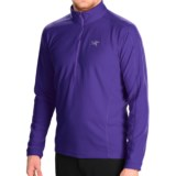 Arc'teryx Delta LT Polartec® Fleece Shirt - Zip Neck (For Men)