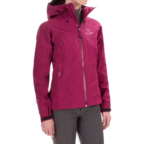 Arc'teryx Zeta AR Gore-Tex® Jacket - Waterproof (For Women)