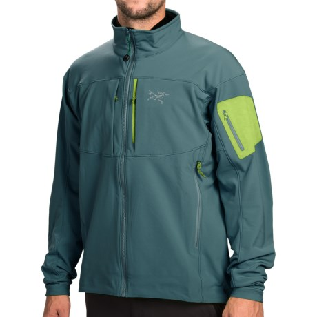 Arc'teryx Gamma MX Soft Shell Jacket (For Men)
