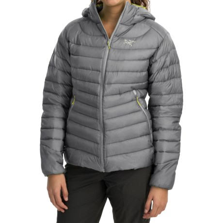 Arc'teryx Cerium LT Down Hooded Jacket - 850 Fill Power (For Women)