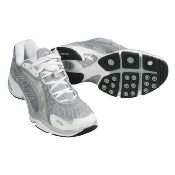 Great for High arches - Ryka N-Gage Walking Shoes (For Women) - review