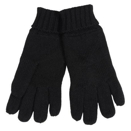 Auclair Abebi Knit Gloves - Fleece Lined (For Women)