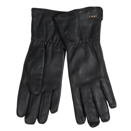 Auclair Leather Gloves - Insulated, Fleece Lined (For Women)