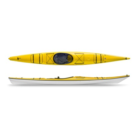 Wilderness Systems Cape Horn 17.0 Touring Kayak