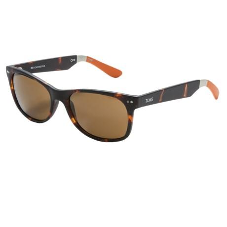 TOMS Beachmaster Sunglasses