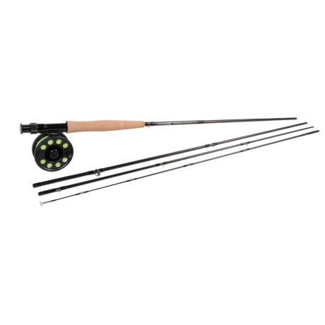 Ross Reels Essence Fly Fishing Outfit - 4-Piece