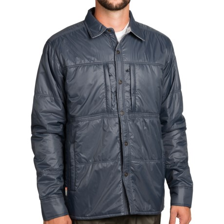 Simms Confluence Jacket - UPF 50+, Reversible, Insulated (For Men)