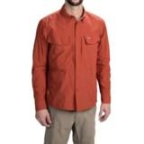 Simms Guide Shirt - UPF 50+, Button Front, Long Sleeve (For Men)