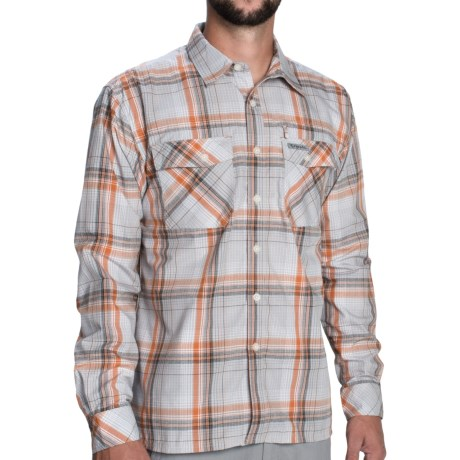 Simms Kenai Shirt - UPF 50+, Long Sleeve (For Men)