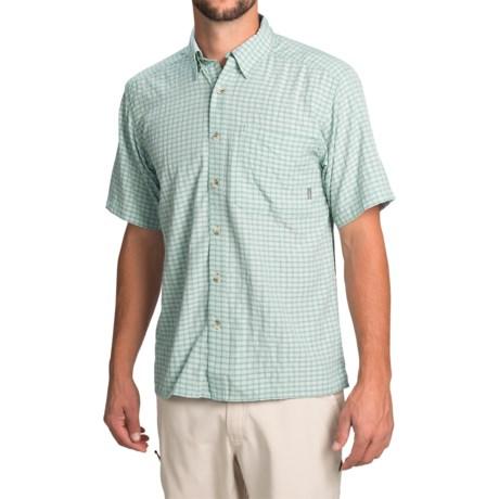 Simms Morada Shirt - UPF 30+, Button Down, Short Sleeve (For Men)