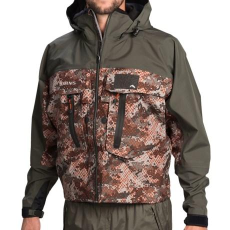 Simms G3 Guide Gore-Tex® Jacket - Waterproof (For Men)
