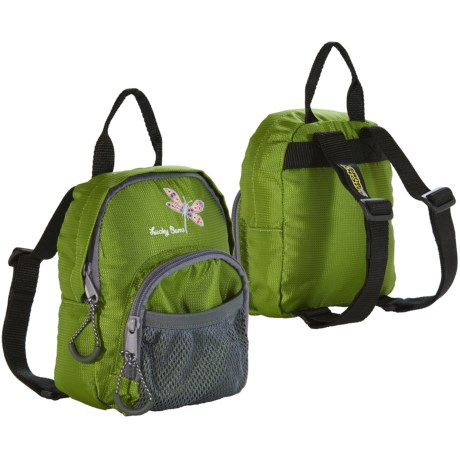 Lucky Bums Lucky Bug Toddler 1L Daypack
