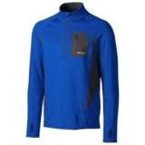 Marmot Elance Shirt - UPF 50, Zip Neck, Long Sleeve (For Men)