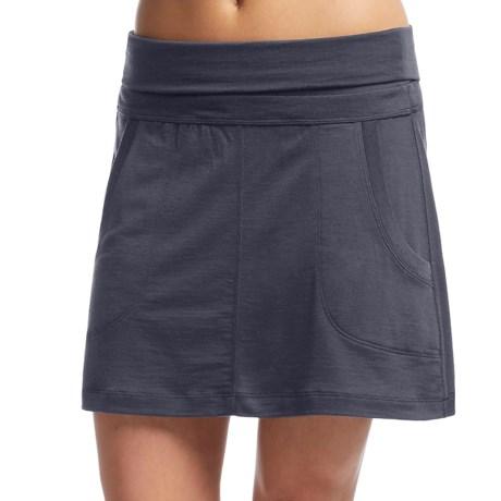 Icebreaker Breeze Skirt - UPF 30+, Merino Wool (For Women)