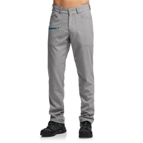 Icebreaker Compass Pants - Merino Wool, UPF 20+ (For Men)