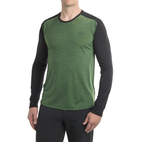 Icebreaker Cool-Lite Sphere Shirt - UPF 30+, Merino Wool, Long Sleeve (For Men)