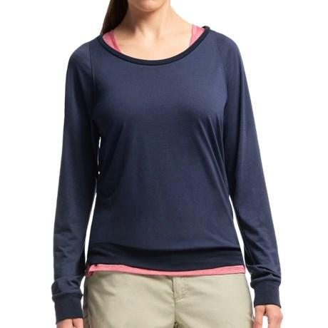 Icebreaker Sphere Shirt - UPF 30+, Merino Wool, Long Sleeve (For Women)