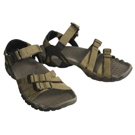 Teva Volterra Alp Sport Sandals - Anti-Microbial (For Men)