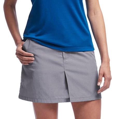 Icebreaker Destiny Skirt - UPF 50+, Merino Wool-Cotton (For Women)