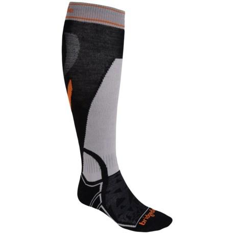 Bridgedale MerinoFusion Vertige Socks - Merino Wool, Mid Calf (For Women)