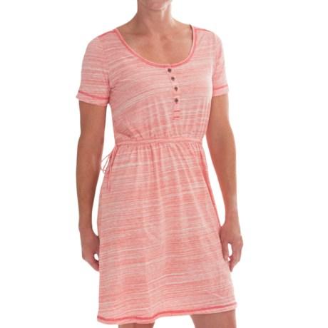 prAna Bromley Dress - Organic Cotton, Short Sleeve (For Women)