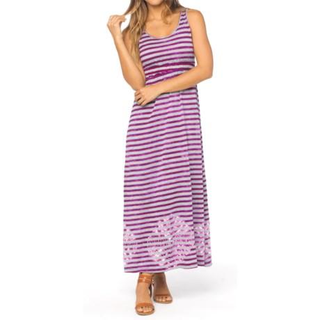 prAna Adrienne Maxi Dress - Empire Waist, Sleeveless (For Women)
