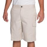 IZOD Saltwater Solid Cargo Shorts (For Men)