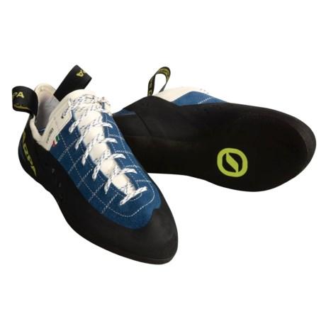 Scarpa Tifosi Climbing Shoes (For Men and Women)