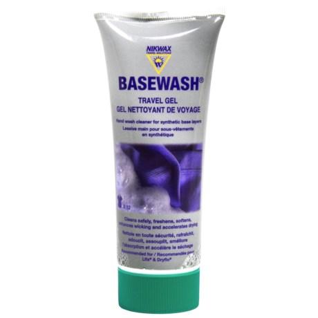 Nikwax Base Wash Travel Gel - 2 fl.oz.