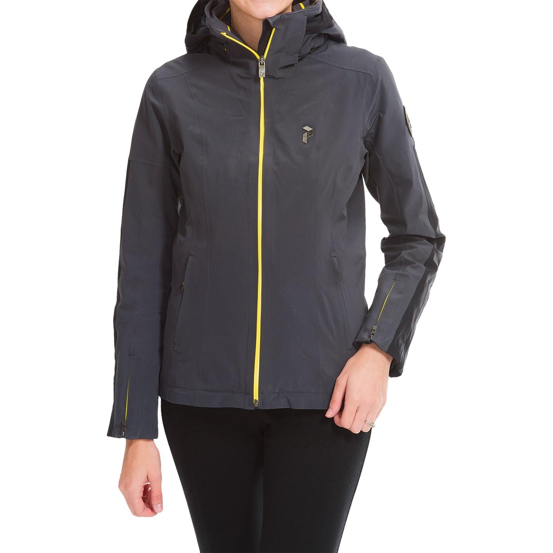 best sneakers ff62b 2a3f7 Peak Performance Supreme Badia Ski Jacket (For Women) 9689P ...