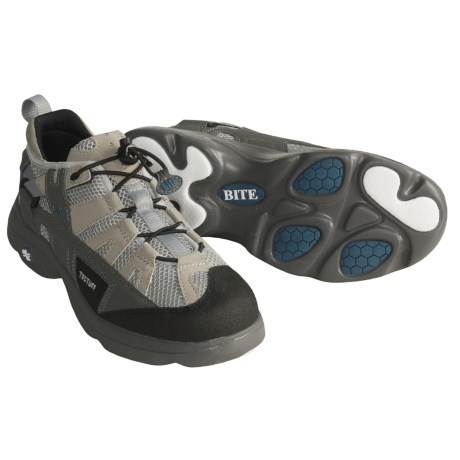 Bite Shoat Low Top Water Shoes - Wading, Boating, Fishing (For Men)