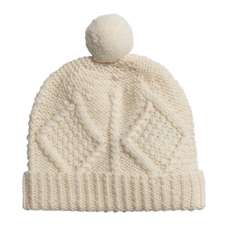 Carraig Donn Handknit Hat - Merino Wool (For Little Kids)