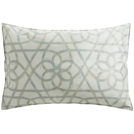 Barbara Barry Sanctuary Scroll Pillow Sham - Queen
