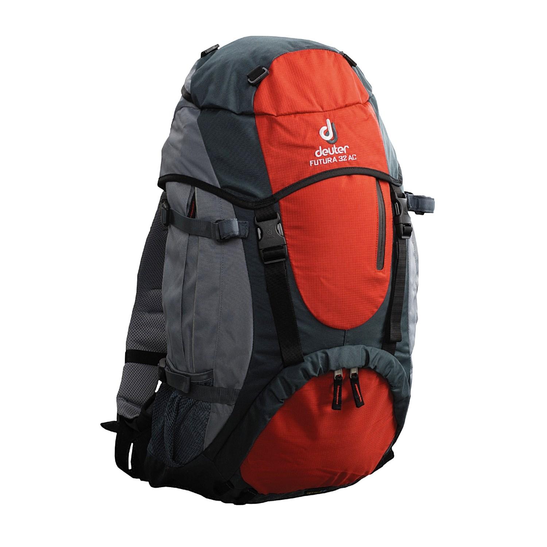 deuter futura backpack 32 ac hydration compatible 96962. Black Bedroom Furniture Sets. Home Design Ideas