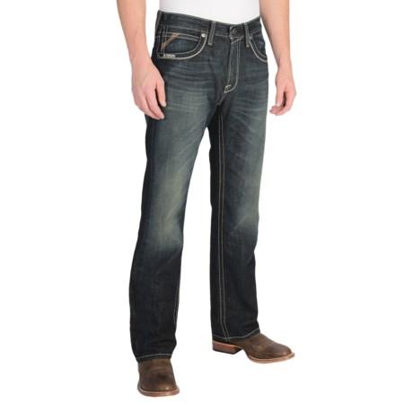 Ariat M5 Double Crossed Jeans - Slim Fit, Straight Leg (For Men)