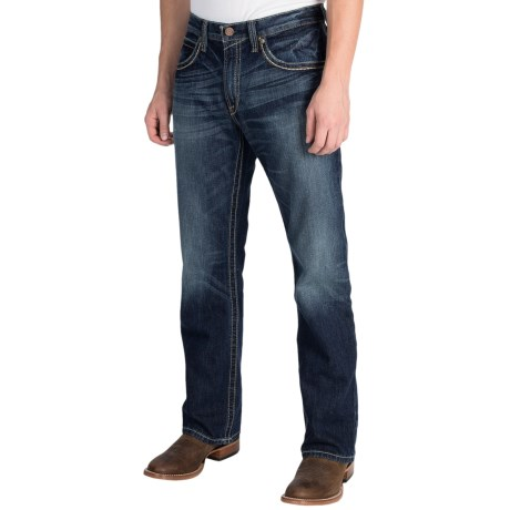Ariat M4 Phoenix Bootcut Jeans - Low Rise, Relaxed Fit (For Men)