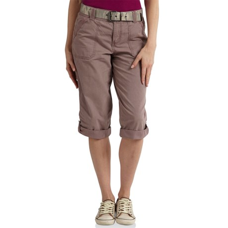 Carhartt El Paso Crop Pants - Relaxed Fit (For Women)