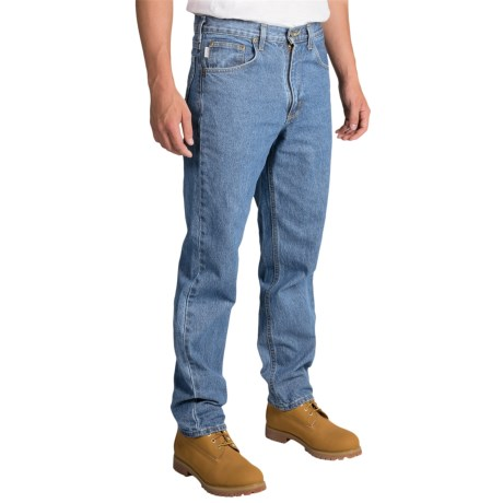Carhartt Relaxed Fit Jeans - Tapered Leg (For Men)