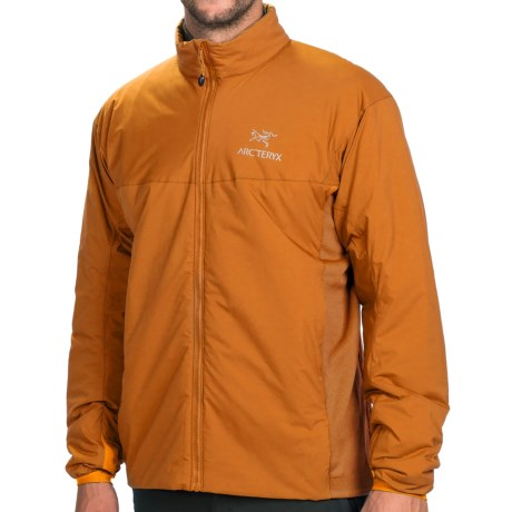 Arc'teryx Atom LT Jacket - Polartec® Power Stretch®, Insulated (For Men)