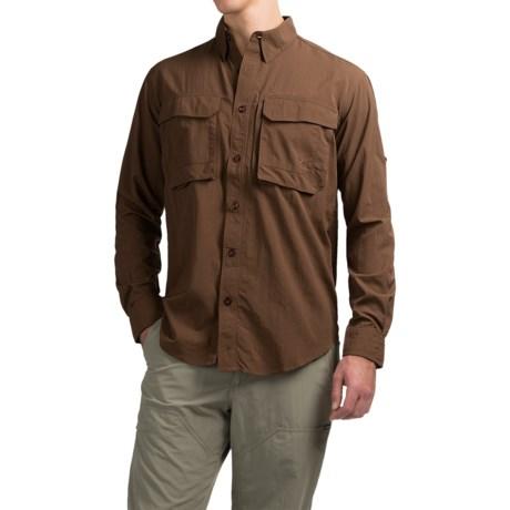 Redington Gasparilla Fishing Shirt - UPF 30, Long Sleeve (For Men)