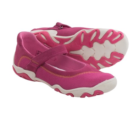Umi Amery II Mary Jane Shoes - Suede (For Little Girls)