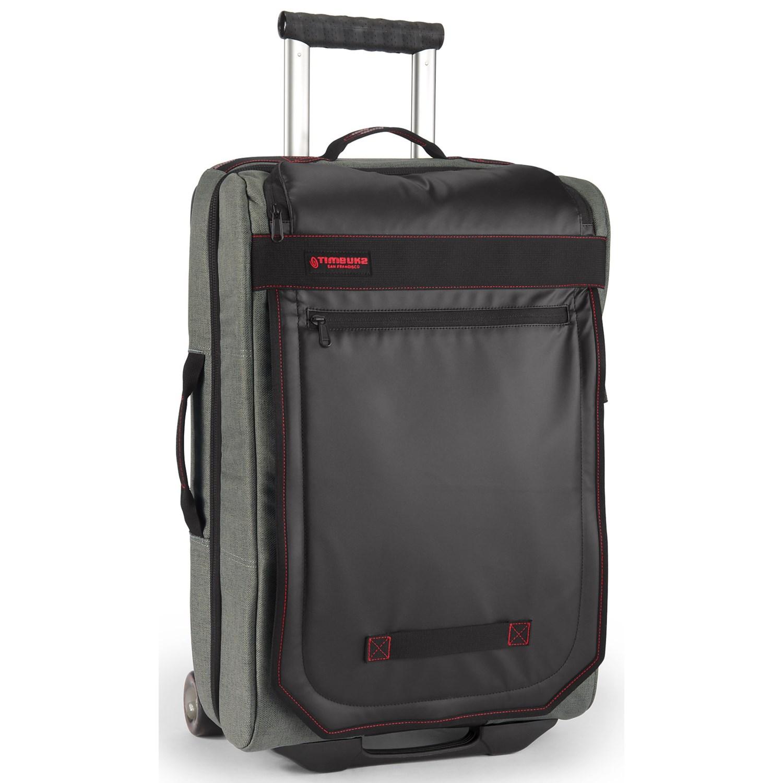 Timbuk2 Co-Pilot Luggage Roller Carry-On Bag - Medium ...
